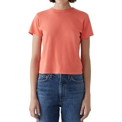 Agolde Baby Tee found on MODAPINS from bloomingdales.com for USD $58.00