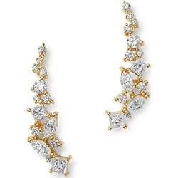 Bloomingdale's Diamond Climber Earrings in 14K Yellow Gold, 0.75 ct. t.w. - 100% Exclusive found on Bargain Bro UK from Bloomingdales UK