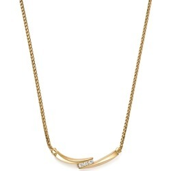 Bloomingdale's Diamond Statement Necklace in 14K Yellow Gold, 0.75 ct. t.w. - 100% Exclusive found on Bargain Bro UK from Bloomingdales UK