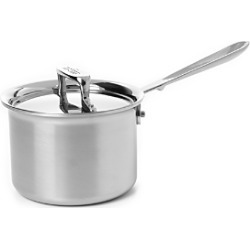 All Clad d5 Stainless Brushed 2 Quart Sauce Pan with Lid found on Bargain Bro India from Bloomingdale's Australia for $228.49
