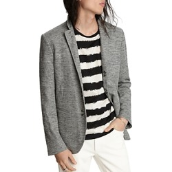 John Varvatos Collection Knit Slim Fit Jacket found on Bargain Bro Philippines from bloomingdales.com for $384.23