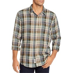 7 For All Mankind Vintage Plaid Regular Fit Shirt found on MODAPINS from Bloomingdale's Australia for USD $123.78
