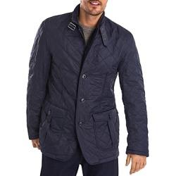 Barbour Doister Polarquilt Slim Fit Coat