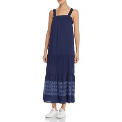 Design History Sleeveless Embroidered Maxi Dress found on Bargain Bro India from Bloomingdale's Australia for $56.60