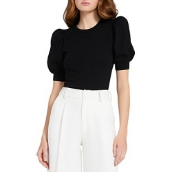 Alice + Olivia Brady Puff Sleeve Sweater found on Bargain Bro UK from Bloomingdales UK