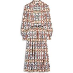 Tory Burch Garden Maze Printed Shirtdress found on Bargain Bro UK from Bloomingdales UK