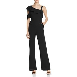 Adelyn Rae Wilma Asymmetric Jumpsuit found on MODAPINS from Bloomingdales UK for USD $112.66