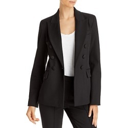 Adam Lippes Stretch Twill Double-Breasted Blazer found on MODAPINS from Bloomingdales UK for USD $877.30