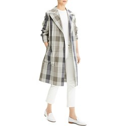 c2792201ed Theory Military-Style Plaid Trench Coat found on MODAPINS from  Bloomingdale's Australia for USD $905.88