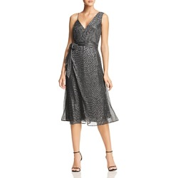 Keepsake Now and Then Asymmetric Metallic Dress found on Bargain Bro India from Bloomingdale's Australia for $151.40
