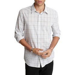 John Varvatos Collection Check Classic Fit Button-Down Shirt found on Bargain Bro Philippines from bloomingdales.com for $111.72