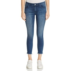DL1961 Florence Instasculpt Cropped Skinny Jeans in Stranded found on Bargain Bro UK from Bloomingdales UK