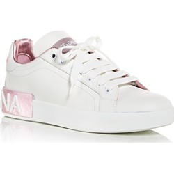 Dolce & Gabbana Women's Low Top Sneakers found on Bargain Bro UK from Bloomingdales UK
