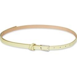 Bcbgmaxazria Women's Skinny Leather Tie Belt