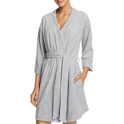 Natural Skin Zayna Micro Terry Short Robe found on Bargain Bro India from bloomingdales.com for $128.00