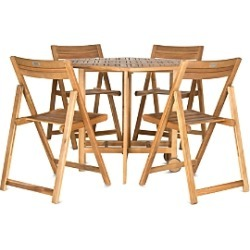 Safavieh Kerman Table 5-Piece Indoor/Outdoor Dining Set found on Bargain Bro from bloomingdales.com for USD $532.00
