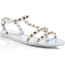 Valentino Garavani Women's Rockstud Slingback Sandals found on Bargain Bro India from bloomingdales.com for $495.00