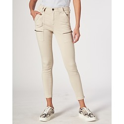 Joie High-Rise Park Skinny Pants found on MODAPINS from bloomingdales.com for USD $228.00