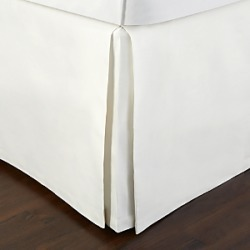 Hudson Park Collection Lustre Bedskirt, California King - 100% Exclusive found on Bargain Bro UK from Bloomingdales UK