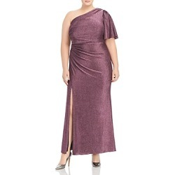 Adrianna Papell Plus Metallic Jersey Gown found on Bargain Bro India from Bloomingdales Canada for $144.06