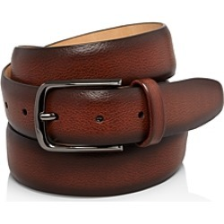 The Men's's Store at Bloomingdale's Men's Park Ave Leather Belt - 100% Exclusive found on Bargain Bro UK from Bloomingdales UK