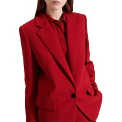 Barbara Bui Tailored Crepe Blazer found on MODAPINS from Bloomingdales UK for USD $1444.05