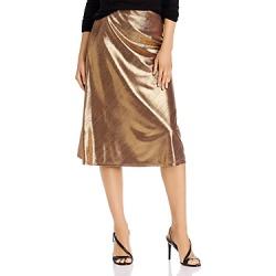 Aqua Midi Slip Skirt - 100% Exclusive found on Bargain Bro India from Bloomingdale's Australia for $57.63