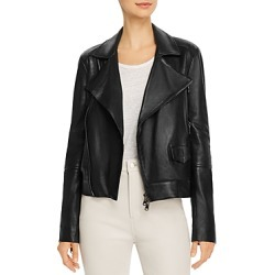 J Brand Letty Moto Leather Jacket found on MODAPINS from Bloomingdale's Australia for USD $612.76