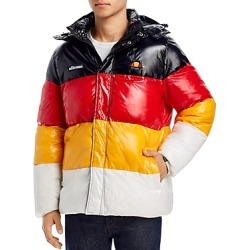 ellesse Alme Color-Block Regular Fit Puffer Jacket found on Bargain Bro Philippines from Bloomingdales Canada for $168.52