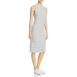 Red Haute Sleeveless Striped Knit Dress found on Bargain Bro Philippines from Bloomingdale's Australia for $42.55