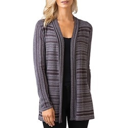 Belldini Metallic Stripe Cardigan found on MODAPINS from Bloomingdales UK for USD $59.96