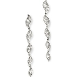 Bloomingdale's Pave Diamond Drop Earrings in 14K White Gold, 0.87 ct. t.w. - 100% Exclusive found on Bargain Bro Philippines from Bloomingdale's Australia for $4657.17