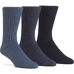 Calvin Klein Classic Crew Socks, Pack of 3 found on Bargain Bro India from bloomingdales.com for $17.60
