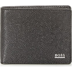 Boss Hugo Boss Signature Leather Bi-Fold Wallet found on MODAPINS from bloomingdales.com for USD $158.00