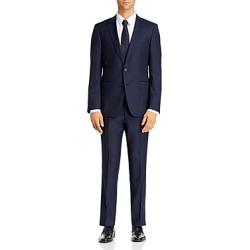 Boss Huge/Genius Small Tonal Check Slim Fit Suit - 100% Exclusive found on Bargain Bro UK from Bloomingdales UK