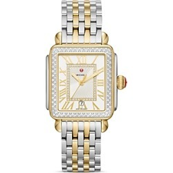 Michele Deco Madison Watch, 33mm found on MODAPINS from bloomingdales.com for USD $2495.00