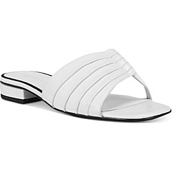 Dorateymur Women's Slip On Sandals found on MODAPINS from bloomingdales.com for USD $304.00