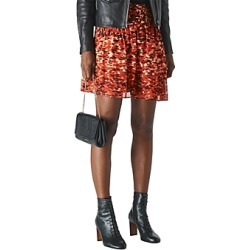 Whistles Ikat Ruched Mini Skirt found on Bargain Bro UK from Bloomingdales UK