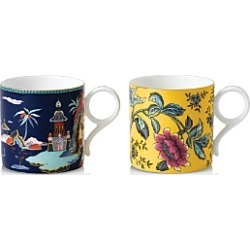 Wedgwood Wonderlust Mugs, Set of 2