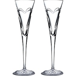 Waterford Wishes Love & Romance Flute Pair found on Bargain Bro India from Bloomingdale's Australia for $170.04