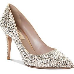 Valentino Garavani Women's Rhinestone High-Heel Pumps found on Bargain Bro India from bloomingdales.com for $2695.00