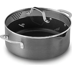 Calphalon Classic Nonstick Strain-and-Pour 5-Quart Dutch Oven with Lid found on Bargain Bro India from Bloomingdale's Australia for $47.81