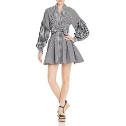 Acler Lella Gingham Mini Dress found on MODAPINS from bloomingdales.com for USD $134.93