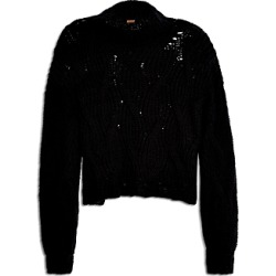 Free People Seasons Change Cropped Sweater found on MODAPINS from bloomingdales.com for USD $148.00