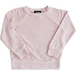 Monrow Girls' Super Soft Sweatshirt - Little Kid, Big Kid found on Bargain Bro from Bloomingdales Canada for USD $56.53