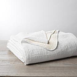 Coyuchi Cozy Cotton Baby Blanket