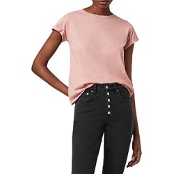 Allsaints Anna Cuffed Sleeve Tee found on Bargain Bro UK from Bloomingdales UK