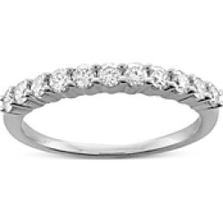 Unique Designs Platinum Diamond Eternity Band, 0.50 ct. tw. (64% off) - Comparable value $2,780 found on Bargain Bro Philippines from Bloomingdale's Australia for $1066.32
