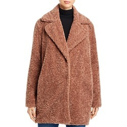Capote Mid-Length Teddy Coat found on Bargain Bro India from Bloomingdale's Australia for $195.97