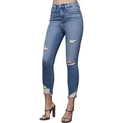 Good American Curve Skinny Crop Jeans in B411 (54% off) Comparable value $175 found on Bargain Bro Philippines from Bloomingdale's Australia for $85.29